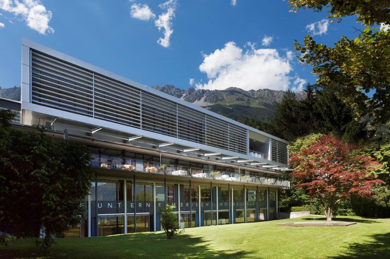 Tourismusschulen VILLA BLANKA Innsbruck