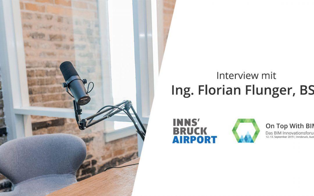 Speaker Interview mit Florian Flunger