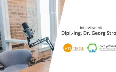 Speaker Interview mit Georg Strobl